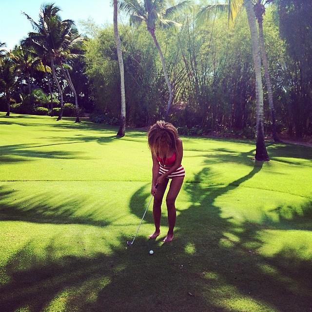 Beyonce-Instagram
